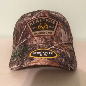 Realtree Men's Stretchfit Baseball Hat
